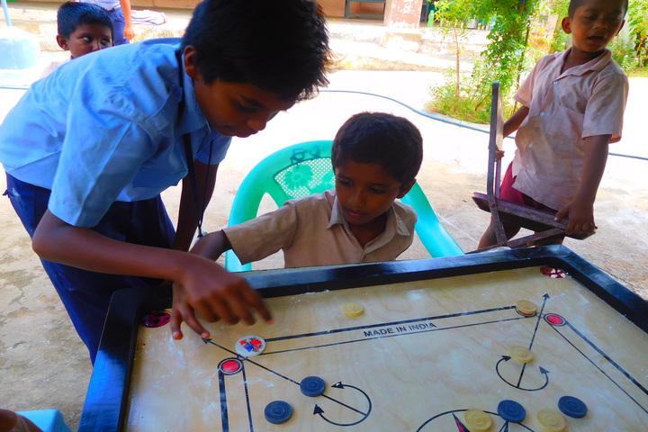 Virudhunagar T S M Manickam Nadar Janaki Ammal School-Indoor Games