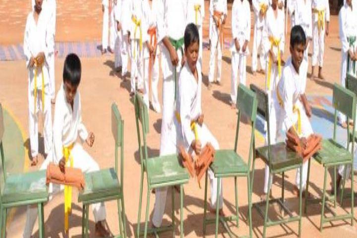 Virudhunagar T S M Manickam Nadar Janaki Ammal School-Karate