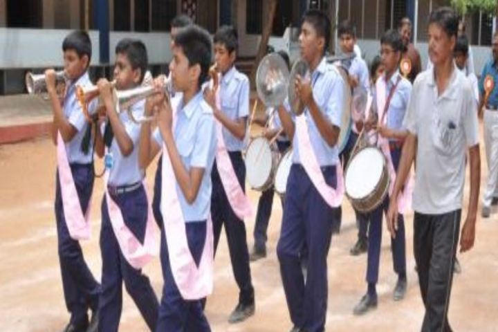 Virudhunagar T S M Manickam Nadar Janaki Ammal School-School Band