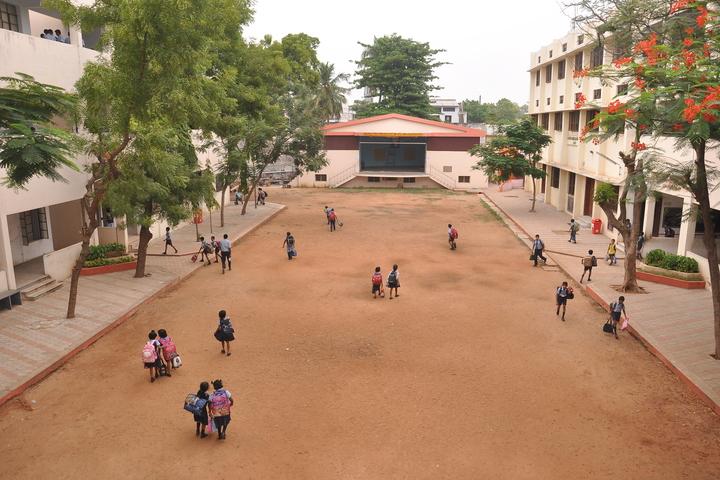 Virudhunagar T S M Manickam Nadar Janaki Ammal School-School Campus