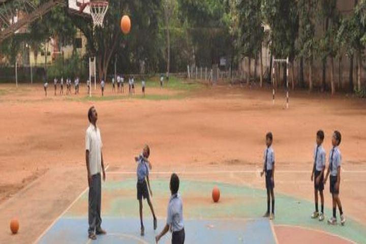 Virudhunagar T S M Manickam Nadar Janaki Ammal School-Sports