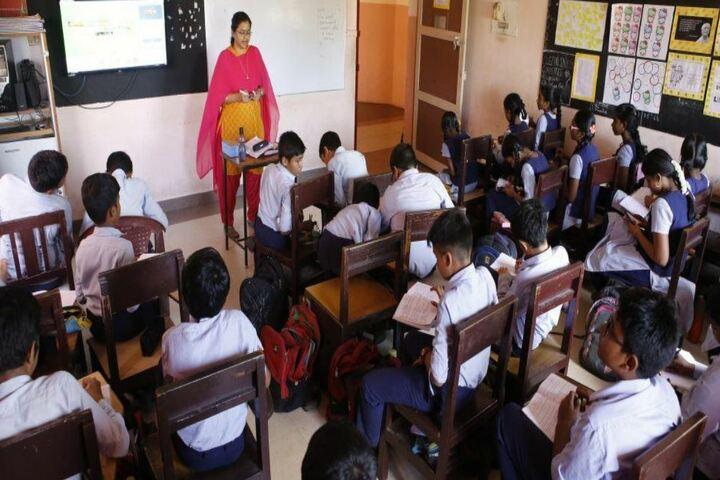 Jeevana School-Digital Classroom