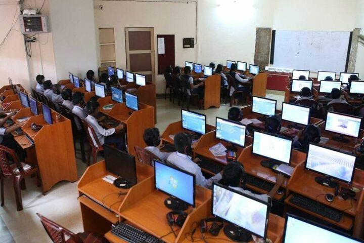 Jeevana School-Language Lab