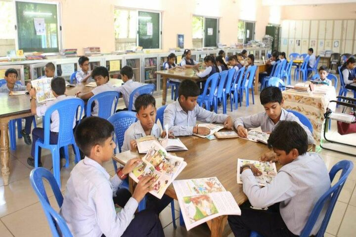 Jeevana School-Library