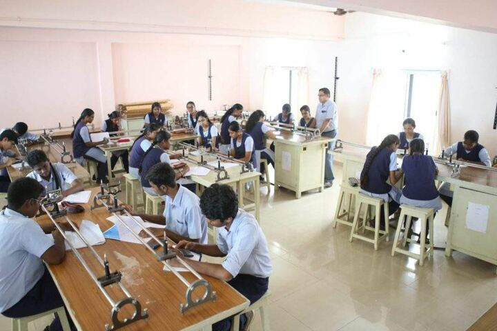 Jeevana School-Physics Lab