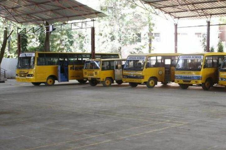 Jeevana School-School Transport