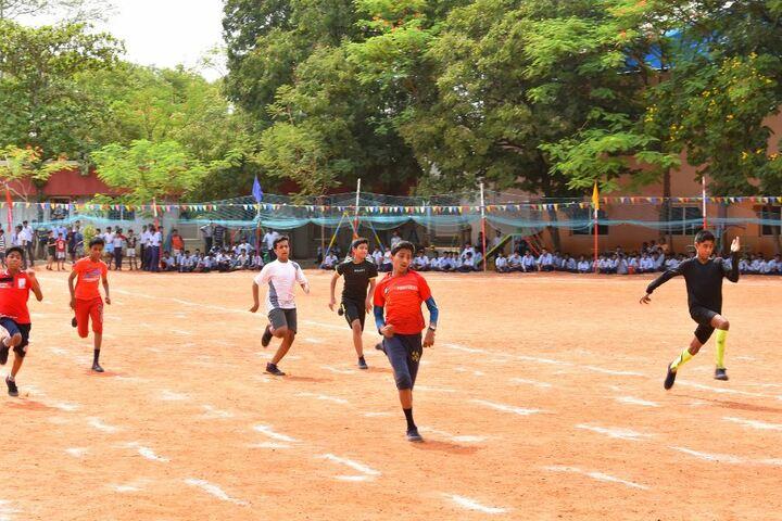 Jeevana School-Sports Day
