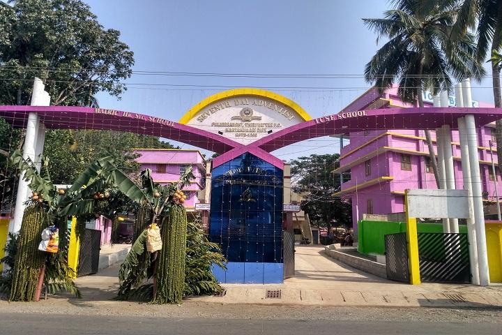 Seventh Day Adventist English High School-Entrance