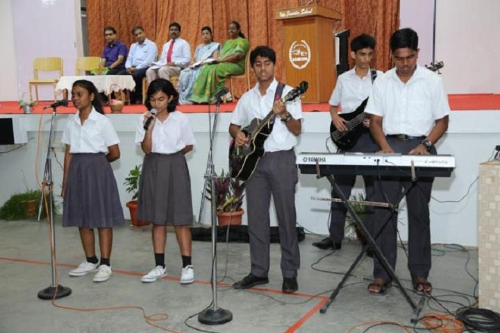 Ida Scudder School-Music Competition