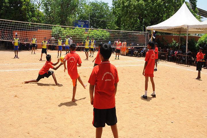 The Ashram-Inter School Sports Meet