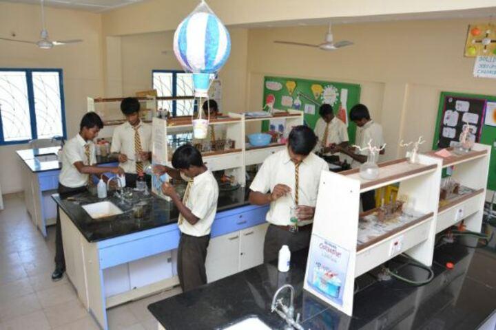 Keswick Public School-Chemistry Lab