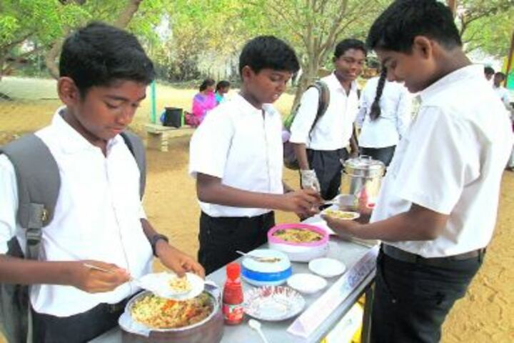 Keswick Public School-Food Stalls