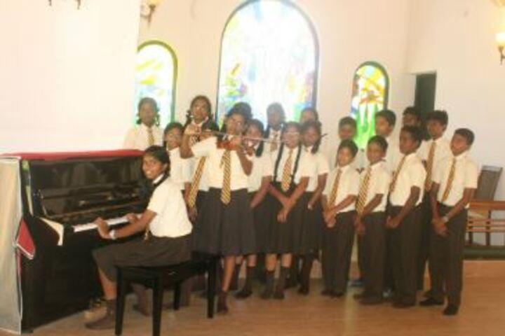 Keswick Public School-Music