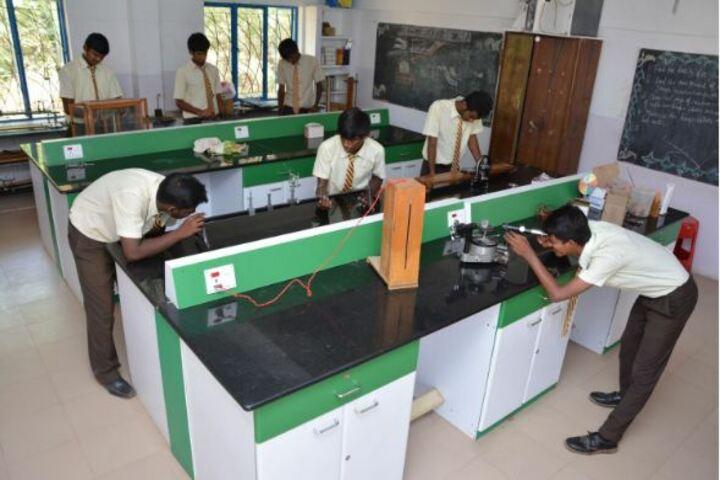 Keswick Public School-Physics Lab