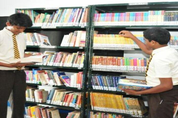 Keswick Public School-Senior Library