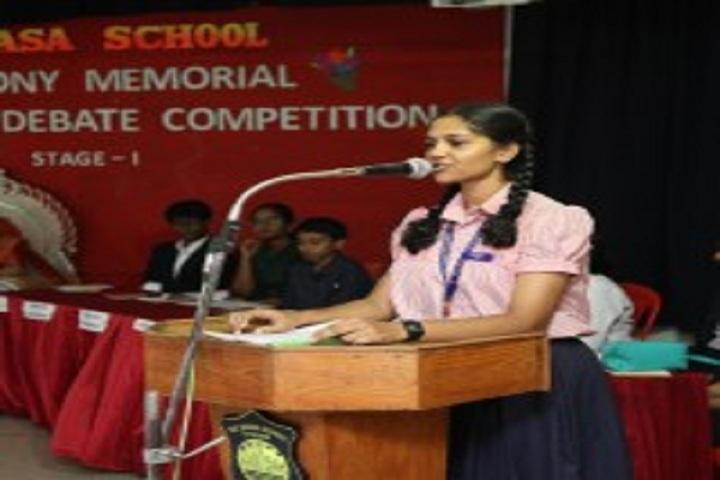 The Vikasa School-Debate