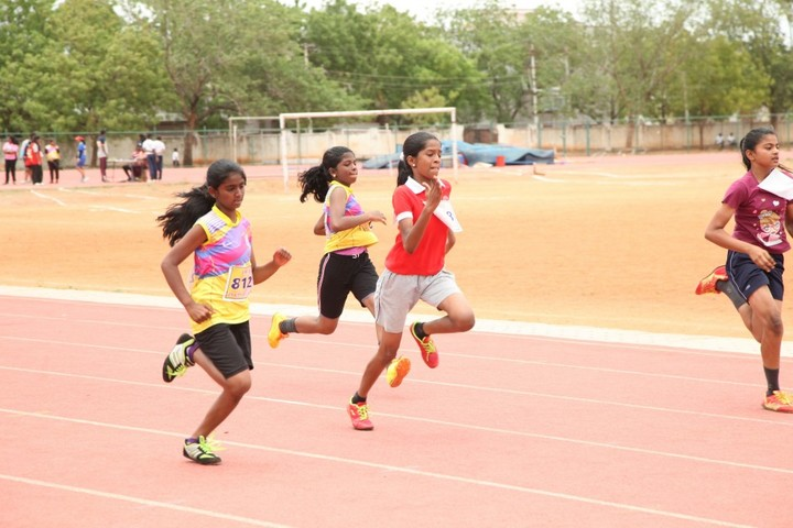 The Vikasa School-Sports Meet