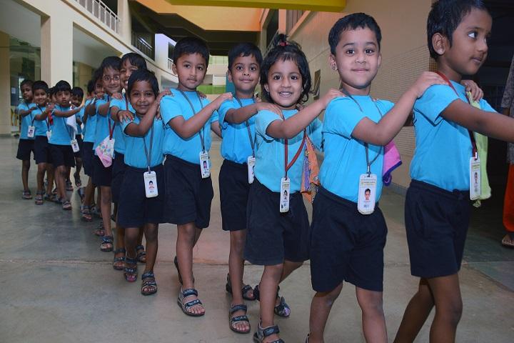 Lakshmi School-Group Photo