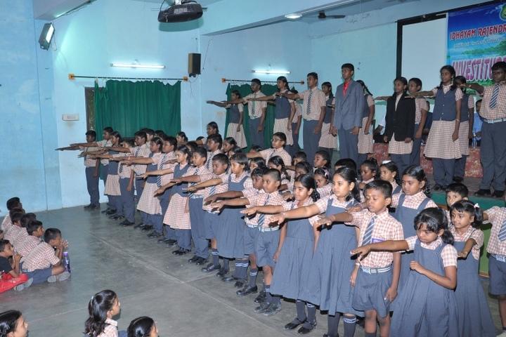 Idhayam Rajendran Residential School-Investiture Ceremony