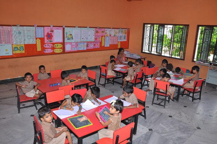 Idhayam Rajendran Residential School-Primary Class Room