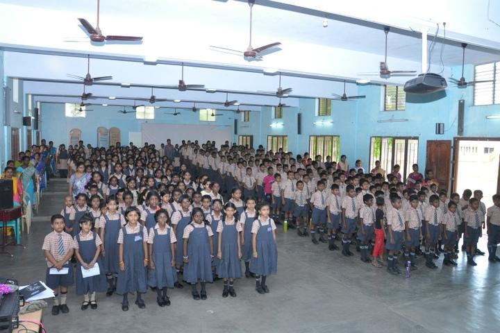 Idhayam Rajendran Residential School-Students