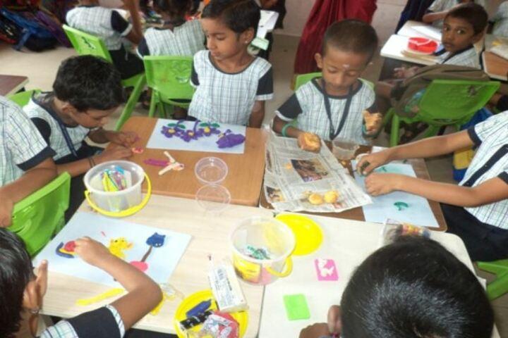 Bhagwan Mahaveer Dayaniketan Jain School-Activity