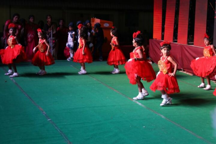 Bhagwan Mahaveer Dayaniketan Jain School-Annual Day