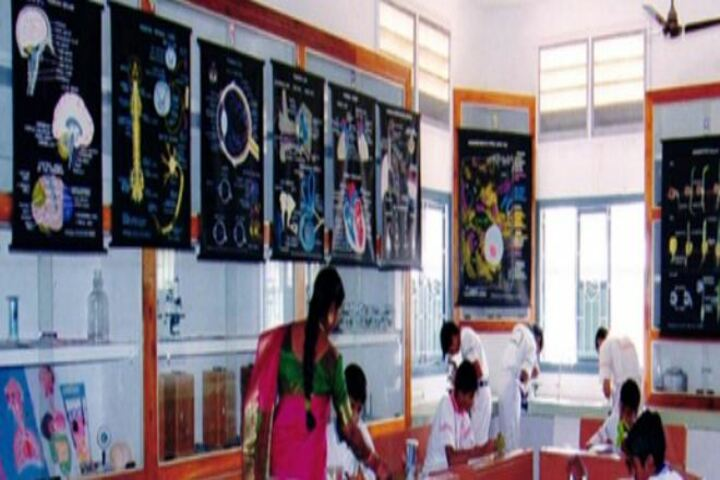 Bhagwan Mahaveer Dayaniketan Jain School-Biology Lab