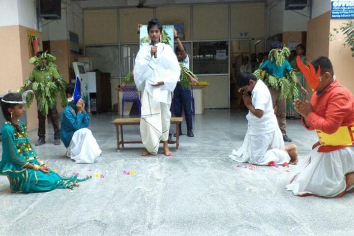 Bhagwan Mahaveer Dayaniketan Jain School-Drama