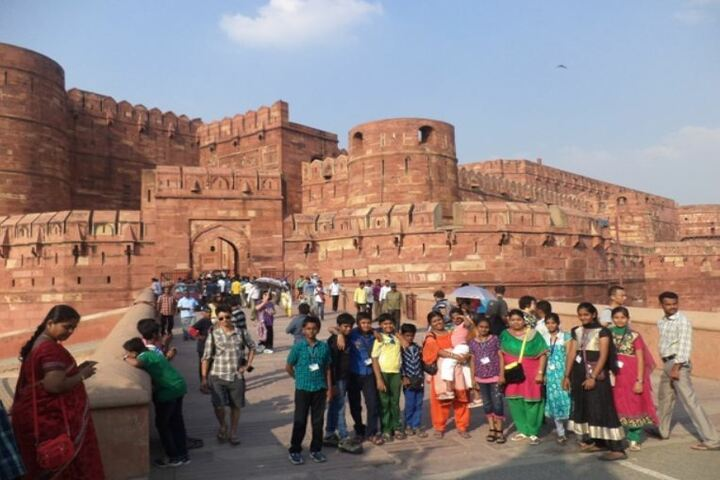 Bhagwan Mahaveer Dayaniketan Jain School-Educational Tour