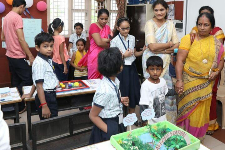 Bhagwan Mahaveer Dayaniketan Jain School-Exhibition