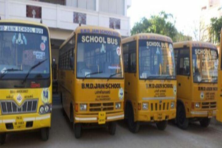 Bhagwan Mahaveer Dayaniketan Jain School-School Transport