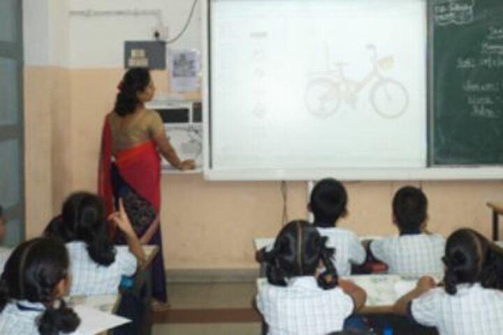 Bhagwan Mahaveer Dayaniketan Jain School-Smart Class