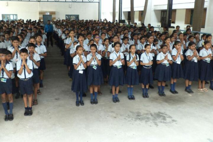 Bhagwan Mahaveer Dayaniketan Jain School-Students