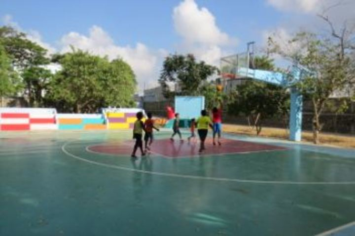 St Patricks High School-Basket Ball Court