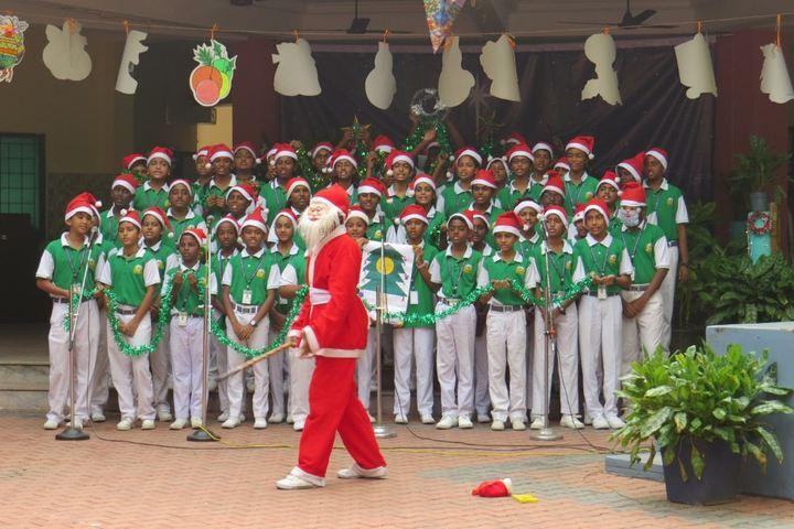 St Patricks High School-Christmas Celebration