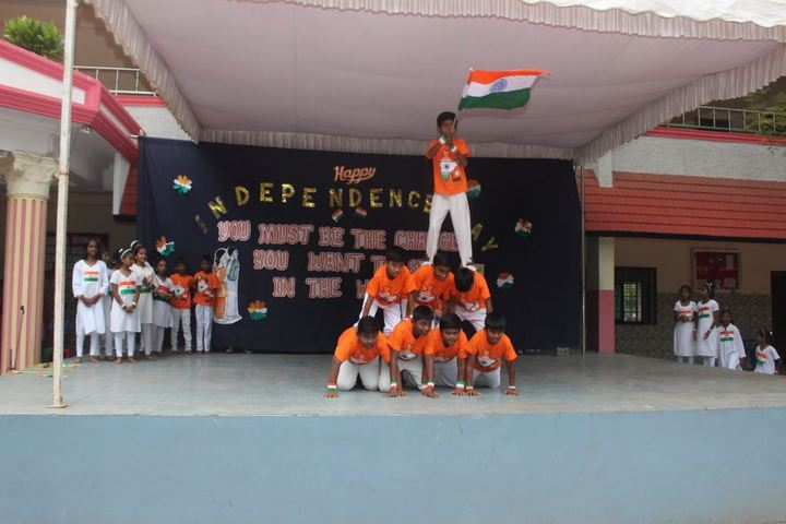 St Patricks High School-Independence Day