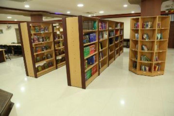 St Patricks High School-Library