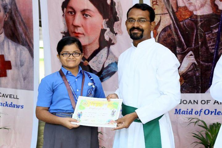 St Patricks High School-Prize Distribution