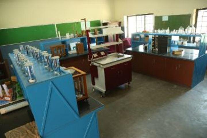 St Patricks High School-Science Lab
