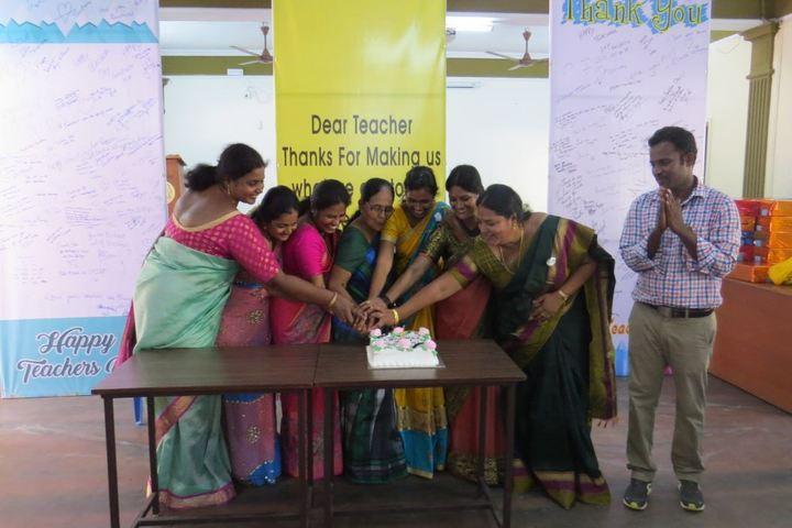 St Patricks High School-Teachers Day