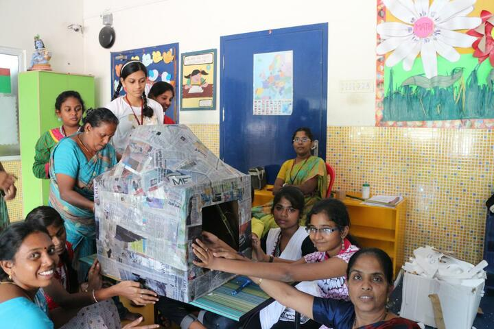 Brindavan Vidyalaya-Activity