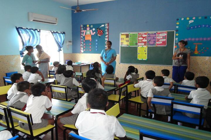 Brindavan Vidyalaya-Class Room