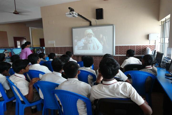 Brindavan Vidyalaya-Digital Class Room