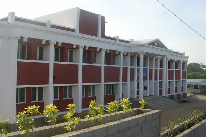 Brindavan Vidyalaya-School Building