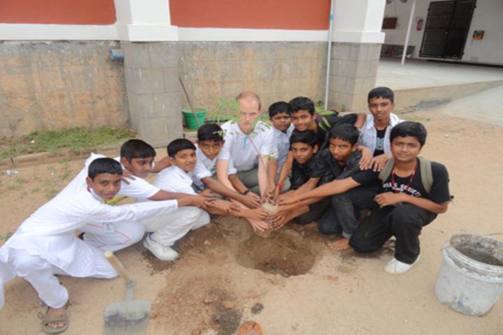 Brindavan Vidyalaya-World Environment Day