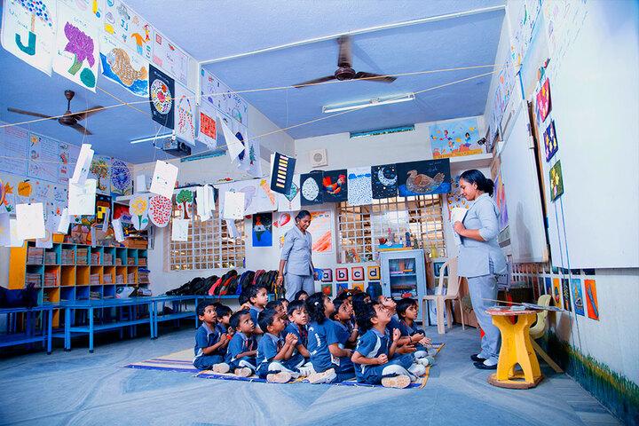 Excel Central School-Activity
