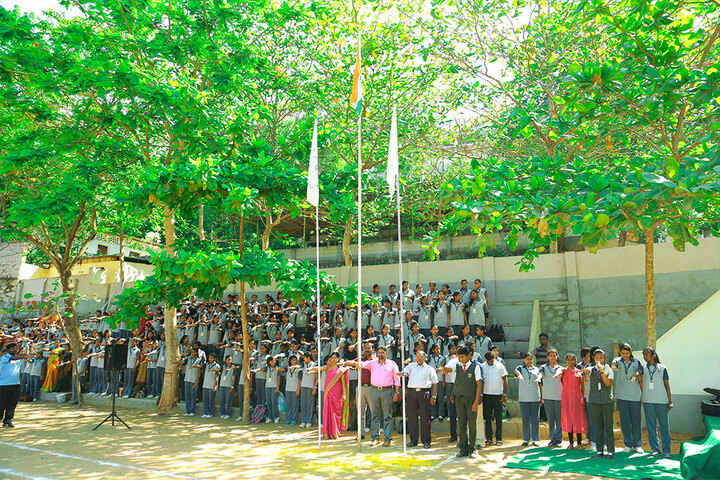 Excel Central School-Annual Sports Meet