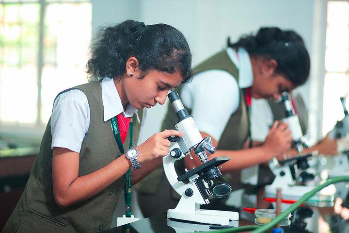 Excel Central School-Biology Lab