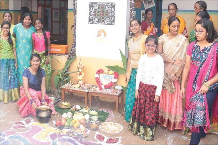 Chettinad Hari Shree Vidyalayam-Festival Celebrations